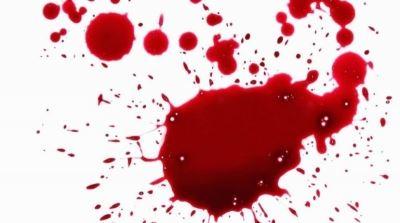 Кровь из заднего прохода